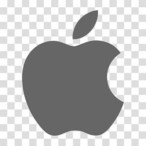 Logo Apple, iPhone 5c iPhone X iPhone 8 Apple iOS, icône Apple Mac png