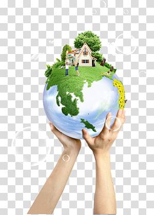 personne tenant un ballon, Conférence des Nations Unies sur les changements climatiques de 2017 Convention-cadre des Nations Unies sur les changements climatiques Industrie HKG: 6166 Planète, Terre png