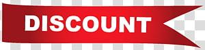 illuastration de ruban discount, autocollant papier d'entreprise Hewlett Packard, autocollant discount png