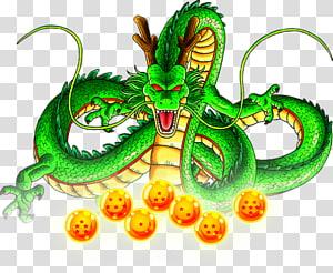 Shenron Dragon Ball Héros Goku Dende Gotenks, Le dragon ball z, Dragon Ball Z Shenron png