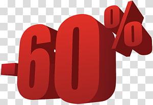 rouge, 60% art, T-shirt soldes Vêtements shopping, 60% de réduction png