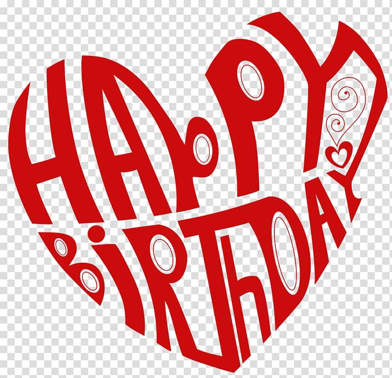 Joyeux anniversaire, coeur, joyeux anniversaire, texte rouge joyeux anniversaire png