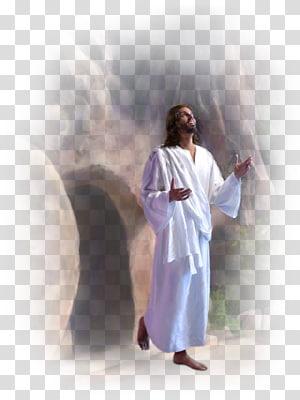 Jésus-Christ levant les yeux, Bible Pâques Résurrection de Jésus Christianisme Croix chrétienne, Jésus png