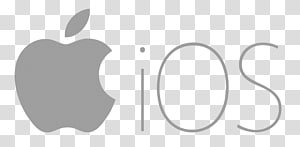 Logo Apple, iPhone Logo Apple iOS 7, logo Apple png