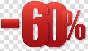 -60% texte superposé, prix du lin pour les ventes, rabais de 60% png