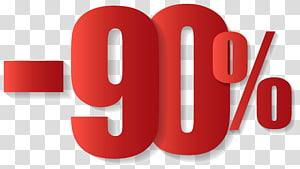 -90% text, Sales ,, 90% Off Sale png