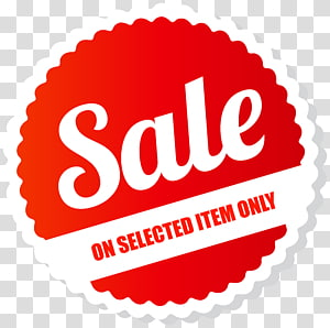 Vente sur l'article sélectionné uniquement Publicité, Signe de vente Produit en plastique ondulé blanc, Etiquette de vente png
