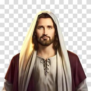 Jésus Christ illustration d'art numérique, Jésus, Jésus Christ Fichier png