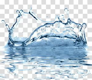 Goutte d'eau, gouttes d'eau, éclaboussures d'eau png