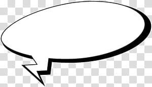Bulle de dialogue bandes dessinées texte, bulle de bandes dessinées, texte vide de bobble png