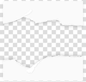 Motif noir et blanc, fond de papier déchiré, peinture abstraite noir et blanche png