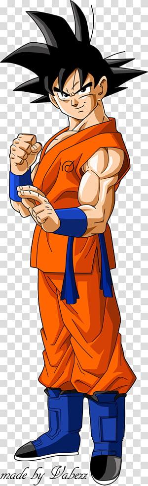 Illustration de Son Goku, Dragon Ball FighterZ Vegeta Super Dragon Ball Z Gohan, Dragon Ball Super png