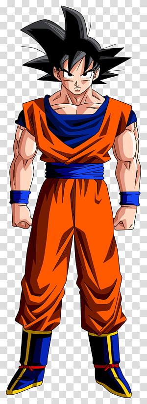 Dragonball Z Son Goku anime, Goku Gohan Végéta Bulma Dragon Ball, Dragon Ball Goku png