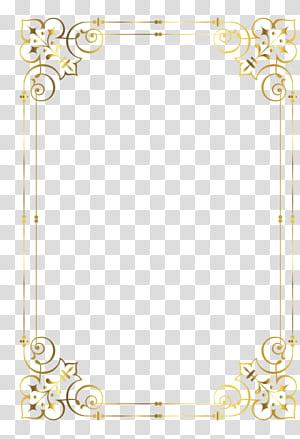 cadre, cadre doré, illustration du cadre doré png