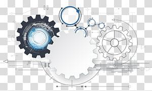 affiche, robot, intelligence artificielle, cercle de science et technologie png