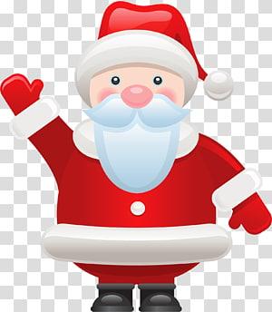 Père Noël Père Noël, Art du Père Noël, Art du fan du Père Noël png