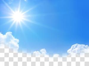 Inpaint Watermark, ciel, soleil et nuages png