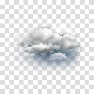 cumulus cloud, ciel couvert, nuages épais png