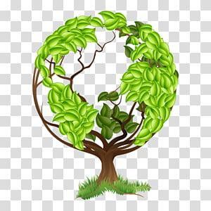 Terre Environnement naturel Illustration euclidienne, énergie et protection de l'environnement png
