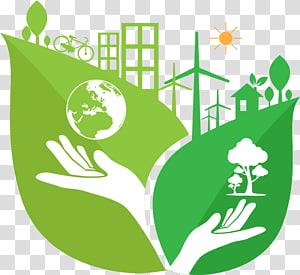 Protection de l'environnement Écologie Économie d'énergie Économie d'énergie, technologie écologique verte Nature, illustration de la terre png