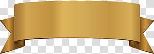 Ruban Euclidean Gold, titre du motif de ruban doré, ruban doré png