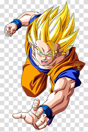 Dragonball Fils Goku, Goku Gohan Vegeta Super Saiya Dragon Ball, boule de dragon z png