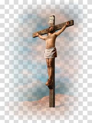 Illustration de la crucifixion, Via Dolorosa Bible Fils de l'homme Croix chrétienne, Jésus-Christ png