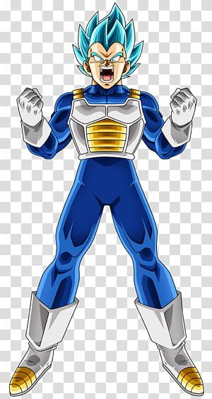 Dragonball Super Vegeta Super Saiyan God, Goku Vegeta Trunks Gohan Piccolo, trey songz png