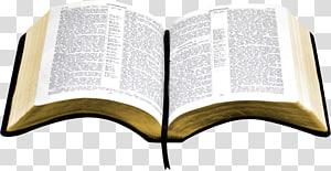 Bible en ligne Christianisme, bible ouverte, livre ouvert avec signet png