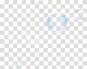 bulles, modèle de marque, bulle png