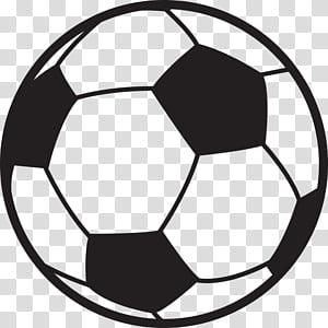 Football, contour de ballon de football, illustration de ballon de football png