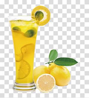 limonade fourrée, jus d'extrait de mélisse citronnée, jus de citron png