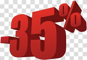35% de mots négatifs, vente de vêtements à main, 35% de réduction png