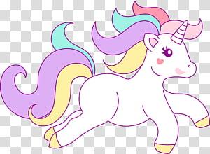 Illustration Rainbow Dash, Licorne, Licorne png