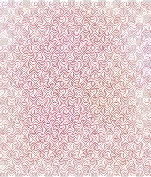 spirale rose, motif textile, fond de nuages png