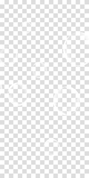 illustration de gouttelettes d'eau, motif White Textile Black Angle, bulles blanches png