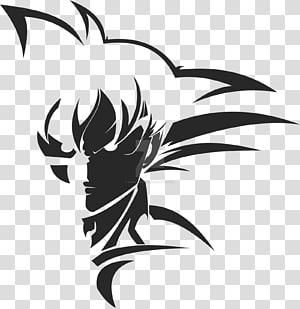 Oeuvre Dragonball Z Son Goku, Dragon Ball Z: La bataille de Z Dragon Ball Xenoverse 2 Goku Gohan, flèche tribale png