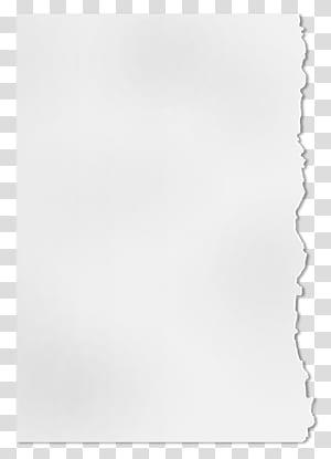 Papier, fond de papier déchirement créatif, modèle de bordure noire png