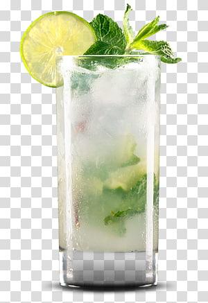 jus de citron dans une tasse en verre, cocktail Mojito Rum Daiquiri Bodeguita del medio, Mojito Pic png