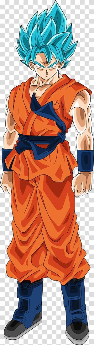 Illustration de Dieu Saiyan super-dragon Dragon Ball, Cellule Piccolo Vegeta Piccolo de Dragon Ball Heroes, goku png