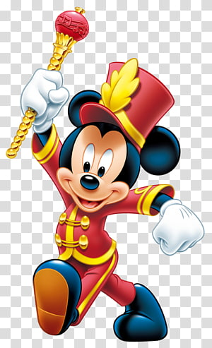 Mickey Mouse Minnie Mouse Oswald le lapin chanceux, Mickey Mouse, illustration de Mickey Mouse png