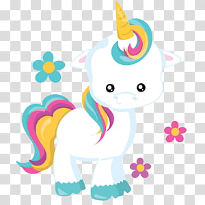 illustration blanche de licorne, invitation de mariage Licorne autocollant, unicornio png