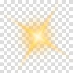 Sunlight, élément de l'effet de la lumière dorée png