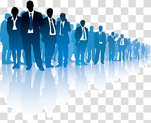 Consultant en Marketing, Business People Silhouettes png