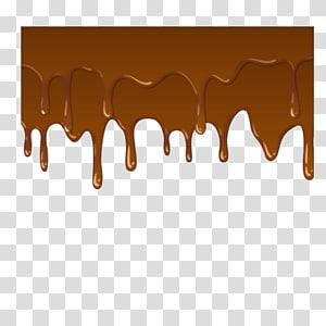 Liquide au chocolat, Gâteau au chocolat Tablette de chocolat, Sauce au chocolat fluide png