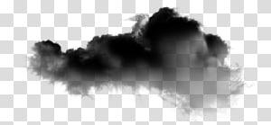 nuages noirs et gris, brouillard de nuages, nuages sombres png