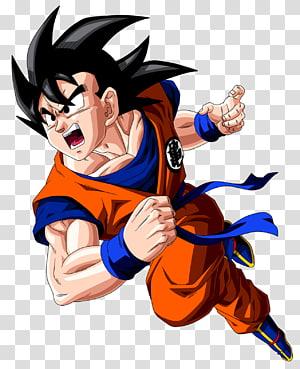 Dragonball Son Goku wallpape, Dragon Ball Z Dokkan Battle Goku Vegeta Super Saiya, dragon ball png