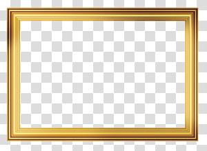 cadre, cadre, cadre doré png
