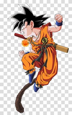 Illustration de Son Goku, iPhone de Goku Vegeta Gohan, Dragon Ball z png