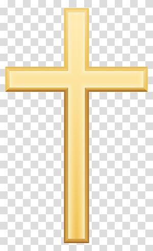 croix beige, motif croix crucifix, croix png